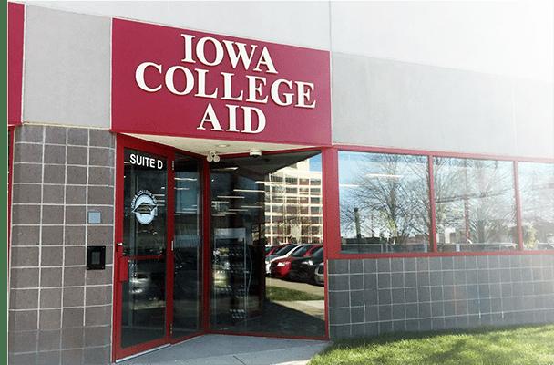 Iowa College Aid building